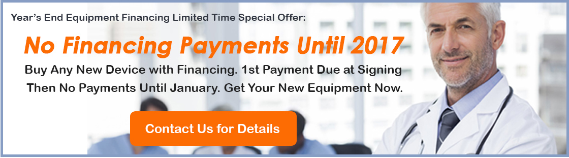 Year End Special Financing Offer